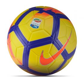 Nike Serie A Strike Football - Yellow