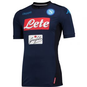 SSC Napoli Third Match Shirt 2017-18 - Kids