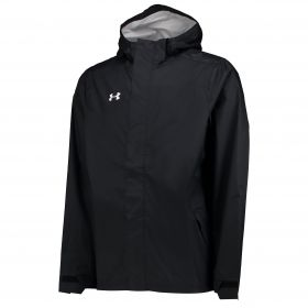 Aston Villa Ace Rain Jacket-Black/White