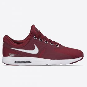 Nike Air Max Zero Essential Trainers - Red