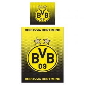 BVB Crest Bedding Set 135 x 200cm