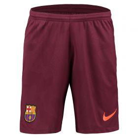 Barcelona Third Stadium Shorts 2017-18