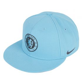Chelsea Snapback Cap - Blue