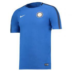 Inter Milan Squad Training Top - Royal Blue
