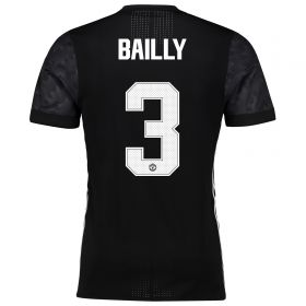 Manchester United Away Adi Zero Cup Shirt 2017-18 with Bailly 3 printing