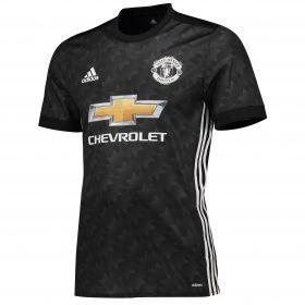 Manchester United Away Adi Zero Shirt 2017-18 with Pogba 6 printing