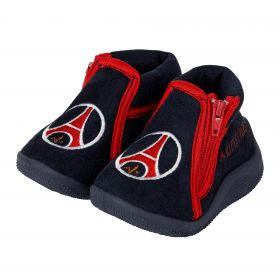 Paris Saint-Germain Slippers - Navy - Baby
