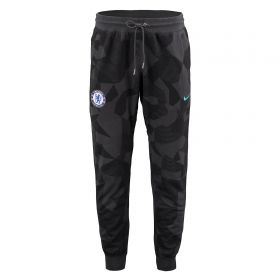 Chelsea Authentic Cuffed Pant - Black