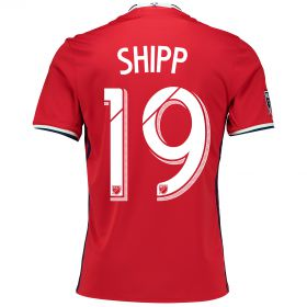 Chicago Fire Home Shirt 2016 with Harry Shipp 19 printing