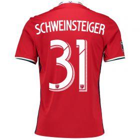 Chicago Fire Home Shirt 2016-17 with Schweinsteiger 31 printing