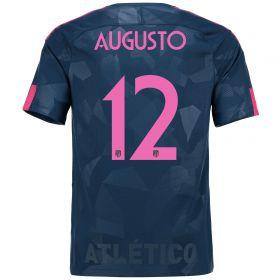 Atlético de Madrid Third Stadium Shirt 2017-18 Special Edition Metropolitano with Augusto 12 printing