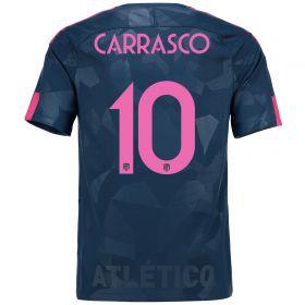 Atlético de Madrid Third Stadium Shirt 2017-18 Special Edition Metropolitano with Carrasco 10 printing