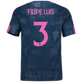 Atlético de Madrid Third Stadium Shirt 2017-18 Special Edition Metropolitano with Filipe Luís 3 printing