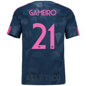 Atlético de Madrid Third Stadium Shirt 2017-18 Special Edition Metropolitano with Gameiro 21 printing