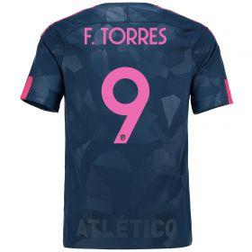 Atlético de Madrid Third Stadium Shirt 2017-18 Special Edition Metropolitano with Torres 9 printing