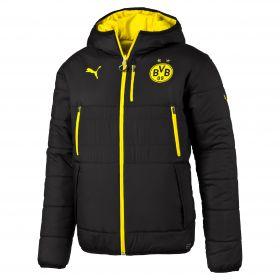 BVB Training Reversible Jacket - Black