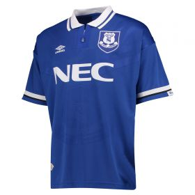 Everton 1994 Home Shirt