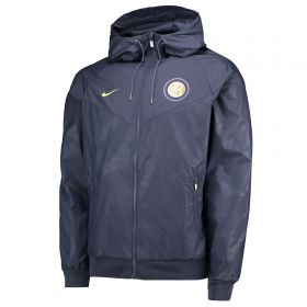 Inter Milan Authentic Windrunner - Blue