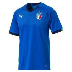 Italy Home Shirt 2018