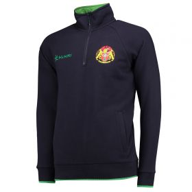 Leicester Tigers 125 Year 1/4 Zip Fleece