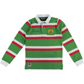 Leicester Tigers 125 Years Classic Jersey Long Sleeve - Junior