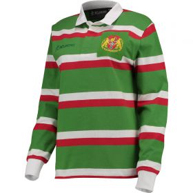 Leicester Tigers 125 Years Classic Jersey Long Sleeve - Womens