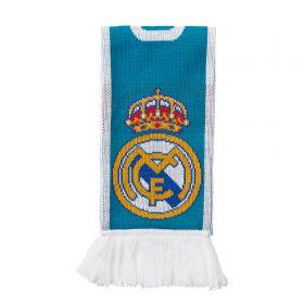 Real Madrid Third Scarf - Blue