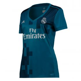 Real Madrid Third Shirt 2017-18 - Womens with Kovacic 23 printing