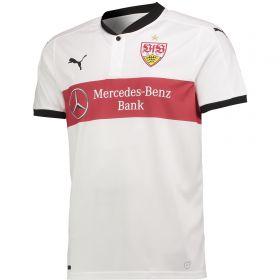 VFB Stuttgart Home Shirt 2017-18