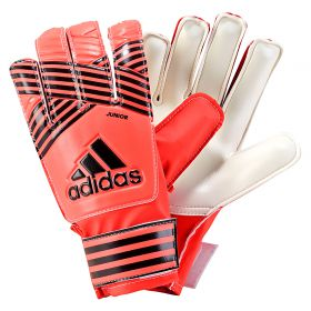 adidas Ace Goalkeeper Gloves - Solar Red/Core Black/Onix - Kids