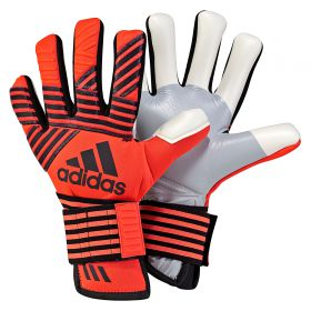 adidas Ace Trans Pro Goalkeeper Gloves - Solar Red/Core Black/Onix