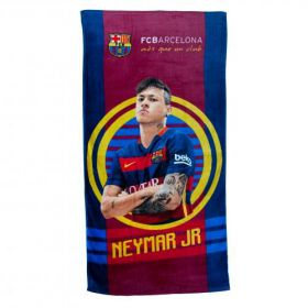 Кърпа BARCELONA Towel Neymar BE