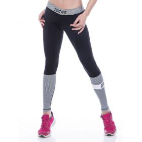 Дамски Клин ZERO FIT Training Tights Black
