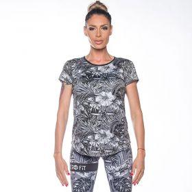 Дамска Тениска ZERO FIT Gray Orchid