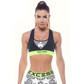 Дамско Бюстие EX FIT Sports Bra Super Star