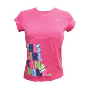 Детска Тениска NIKE This Gril Can Dunk Tee