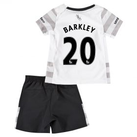 Everton Away Baby Kit 2015/16 with Barkley 20 printing