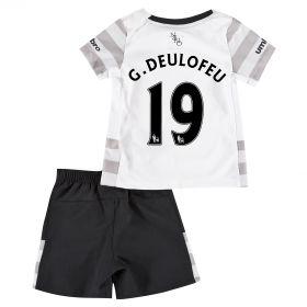 Everton Away Baby Kit 2015/16 with G.Deulofeu 19 printing
