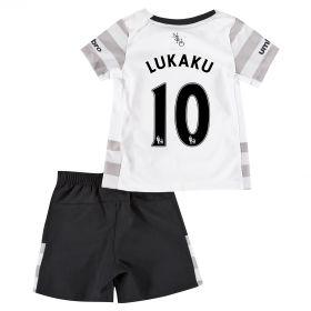 Everton Away Baby Kit 2015/16 with Lukaku 10 printing