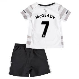 Everton Away Baby Kit 2015/16 with McGeady 7 printing