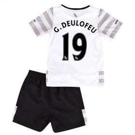 Everton Away Infant Kit 2015/16 with G.Deulofeu 19 printing