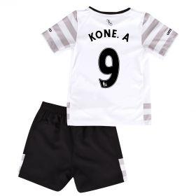 Everton Away Infant Kit 2015/16 with Kone.A 9 printing
