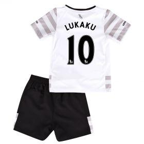 Everton Away Infant Kit 2015/16 with Lukaku 10 printing