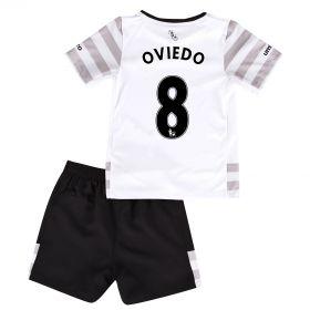 Everton Away Infant Kit 2015/16 with Oviedo 8 printing