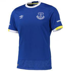 Everton Home Shirt 2016/17 - Junior with Lukaku 10 printing