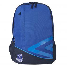 Everton Pro Training Large Backpack - Dark Navy/Deep Surf/Electric Blue