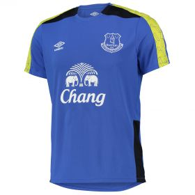 Everton Training Jersey - Dazzling Blue/Galaxy/Sulphur Spring