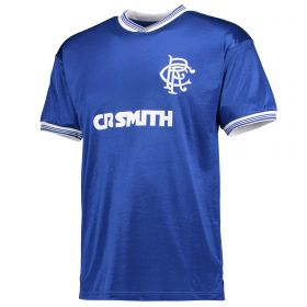 Glasgow Rangers 1986 shirt