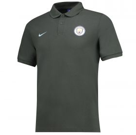 Manchester City Core Polo - Green