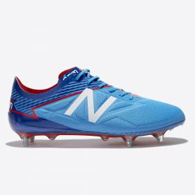 New Balance Furon 3.0 Pro Soft Ground Football Boots - Bolt/Team Royal